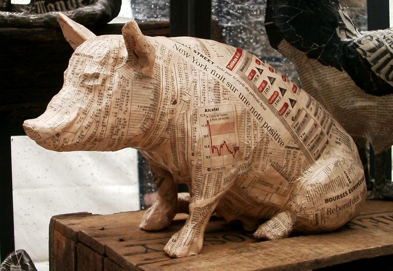 cochon-sculpture