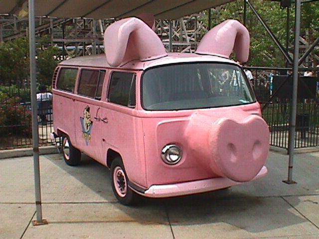 cochon-van