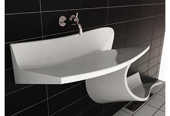 abisko-lavabo-gouttiere