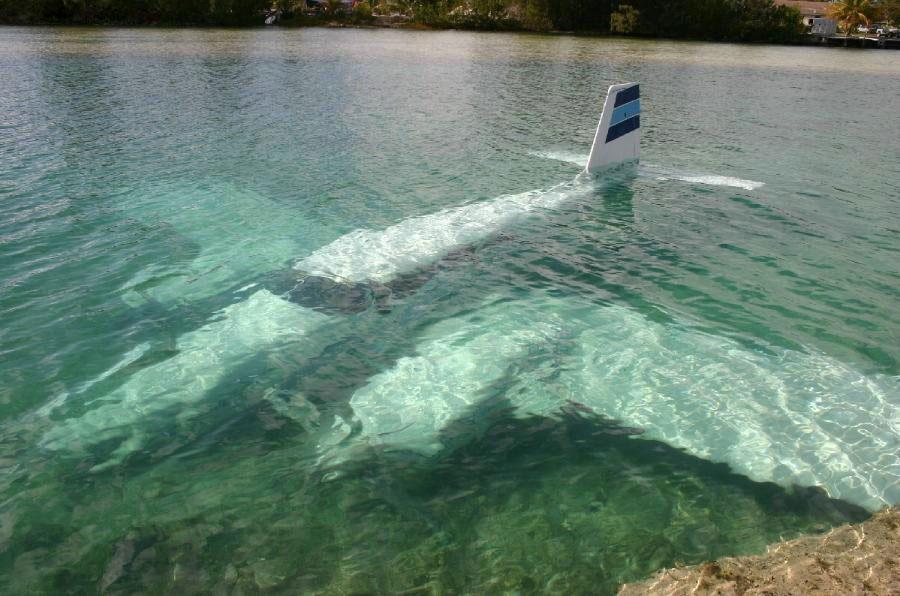 avion-mer