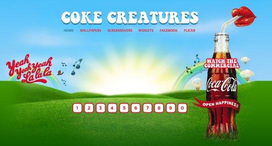 coke-creatures