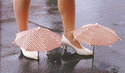 parapluie insolite