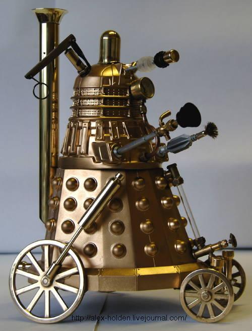steampunk-robot