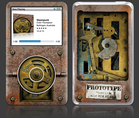 steampunk_ipod