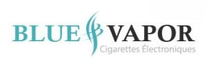 logo blue vapor