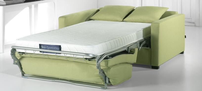 Fauteuil convertible en lit pour couchage quoti n