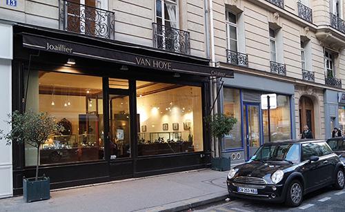 Joaillier Paris