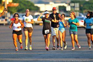 Le plaisir du running vient au fur et à mesure