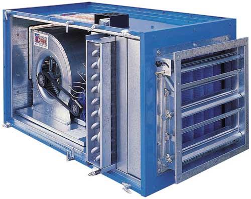 Machine de filtration industrielle par Coral SA promindus