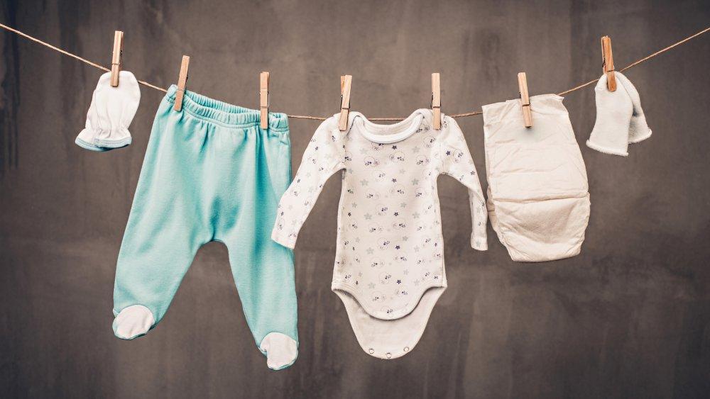 vetements bébé personnalisés