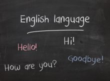 apprendre la langue anglaise